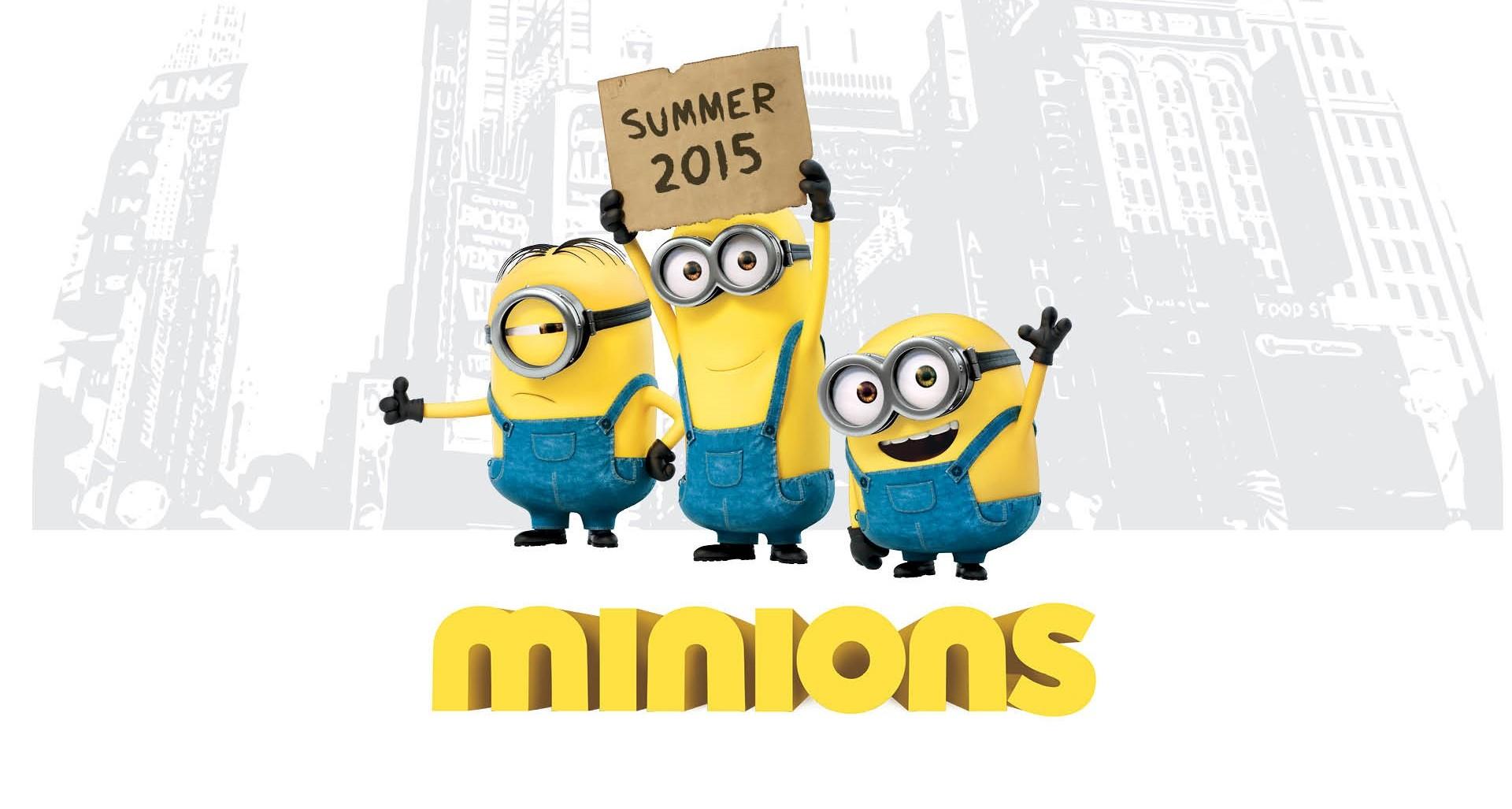 Bioscoop: Minions   Readalong